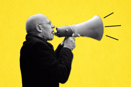 Έναντια στον Trump με τη δύναμη του Foucault