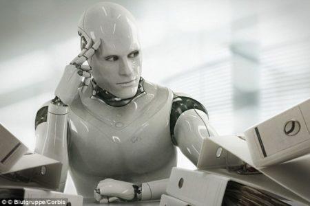 Ρομπότ: η τεχνητή νοημοσύνη έρχεται να αντικαταστήσει τους εργαζόμενους